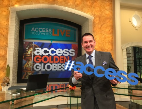 Behind The Scenes: Social Media, The Golden Globes and Academy Awards